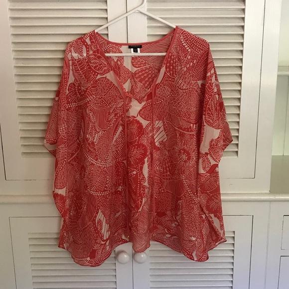 Talbots Tops - Talbots Silk Blouse Size S/M